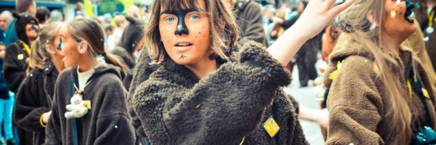 Photos du Carnaval des Ours 2014