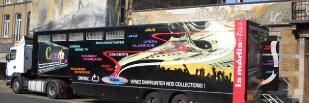 Pointculture Mobile (Discobus)
