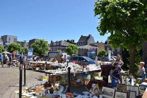 Photos de la brocante Ascension et Marché du Terroir 2017